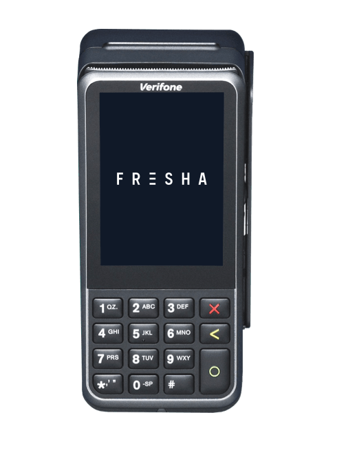 Card machine Verifone v400m