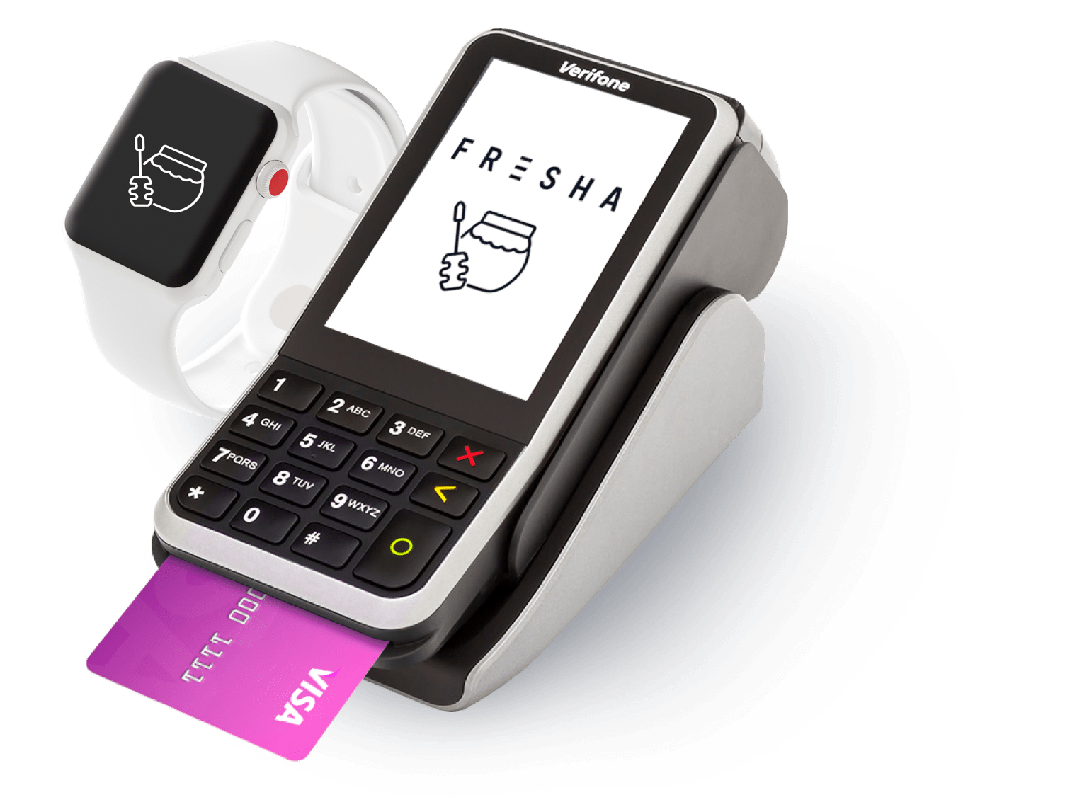 Waxing Salon payment terminal, payment processing and online payments solution