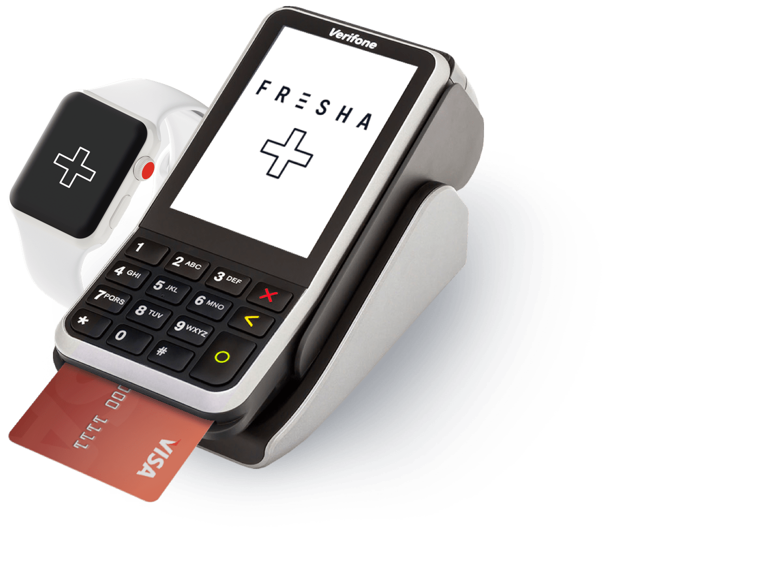 Therapy Center payment terminal, payment processing and online payments solution